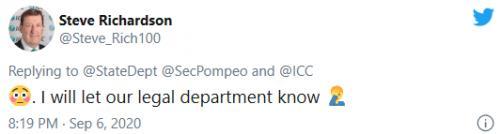 美国搞错制裁目标名字 网友纠错并嘲笑美国务院【www.smxdc.net】