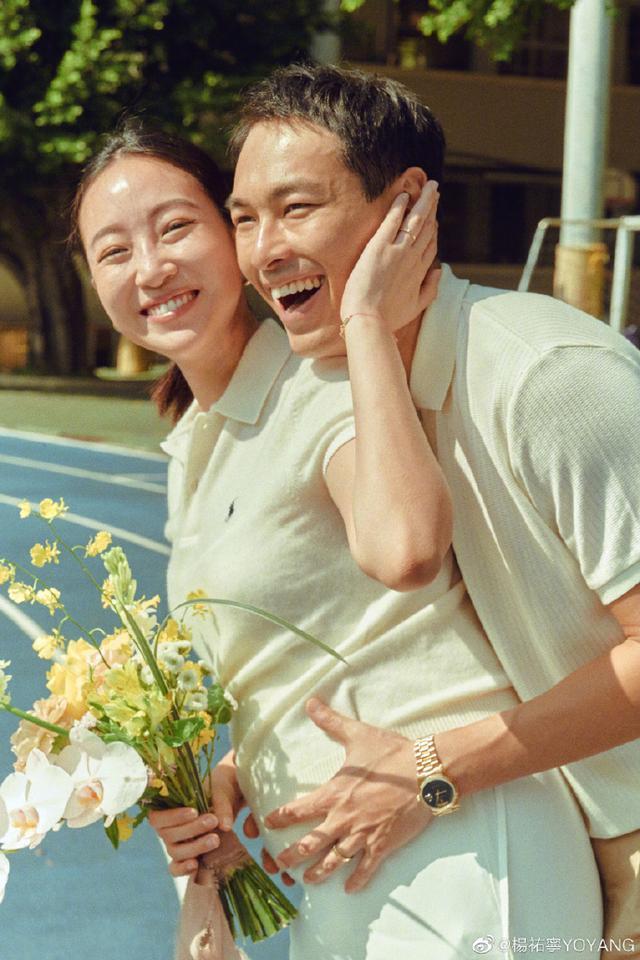 """杨祐宁晒照宣布结婚,配文:""""99""""【www.smxdc.net】"""
