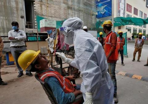 印度日增确诊及死亡病例创新高 专家:疫情暴发进入更危险阶段【www.smxdc.net】