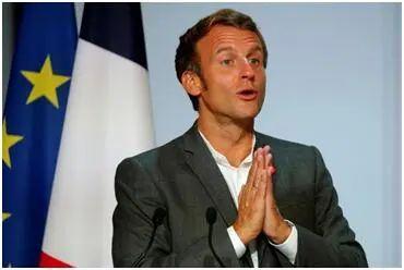 """面对法国反对5G的声音,马克龙:不要重返""""油灯时代"""",要5G-第1张"""