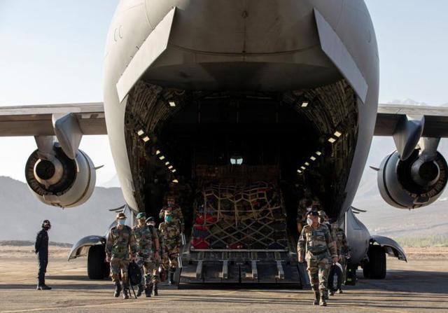 外媒:冬季来临前,印军向中印边境运送大量物资【www.smxdc.net】
