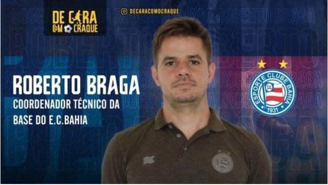 巴媒:巴西青训教练罗伯托-布拉加将前往恒大工作-第1张