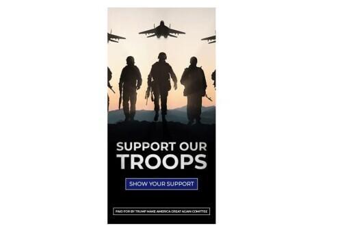 特朗普竞选广告错用俄军战机 原图作者:这就是插手美国政治?-第1张