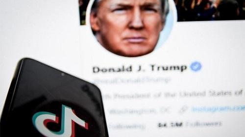 英媒:特朗普对抖音海外版TikTok禁令又遭法官喊停 之前微信禁令已经被另一法官阻止