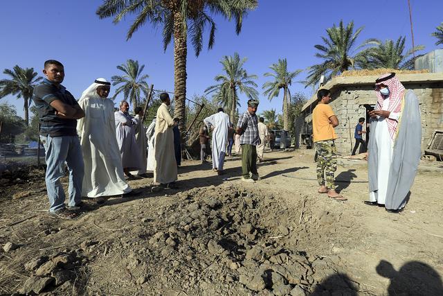 伊拉克巴格达机场附近一民居遇袭 致5人死亡2名儿童受伤-第5张