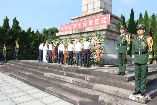 烈士纪念日,东部战区官兵这样致敬英雄-第17张