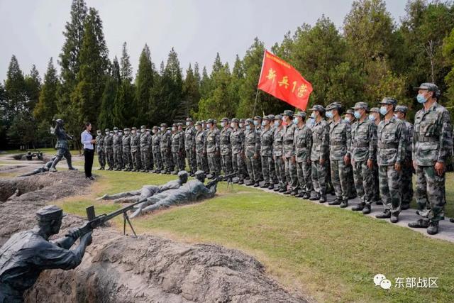 烈士纪念日,东部战区官兵这样致敬英雄-第29张