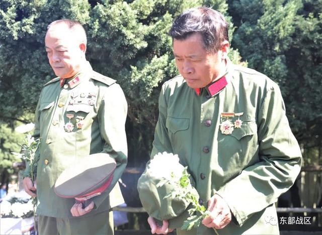 烈士纪念日,东部战区官兵这样致敬英雄-第33张