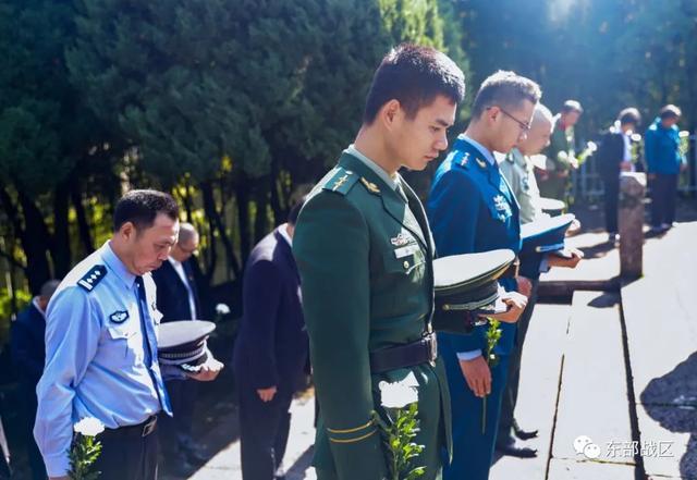烈士纪念日,东部战区官兵这样致敬英雄-第34张