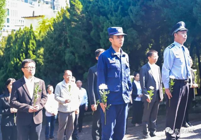 烈士纪念日,东部战区官兵这样致敬英雄-第37张