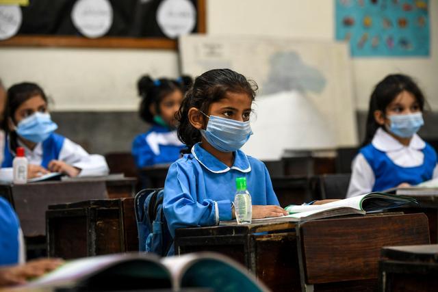 巴基斯坦小学复课-第12张