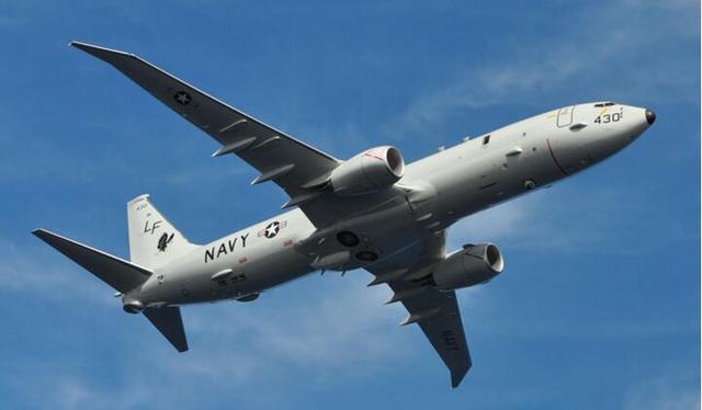 美军在南海动作频繁被曝一天内向南海派出5架飞机-第2张