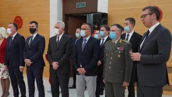 塞尔维亚总统:在最难说中国好话的地方,我仍维护中塞友谊-第2张