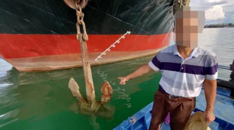 西沙海域军用海底光缆遭破坏 海警对船长采取强制措施【www.smxdc.net】 全球新闻风头榜 第1张