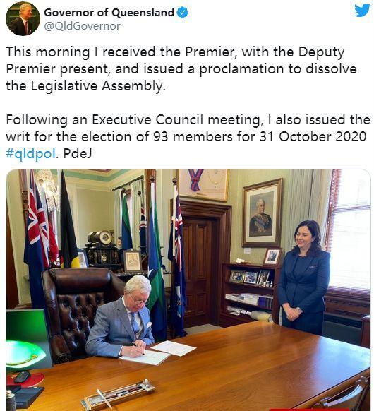 """要独立,西澳居民想""""脱澳""""?昆州议会今解散,竞选拉开帷幕"""