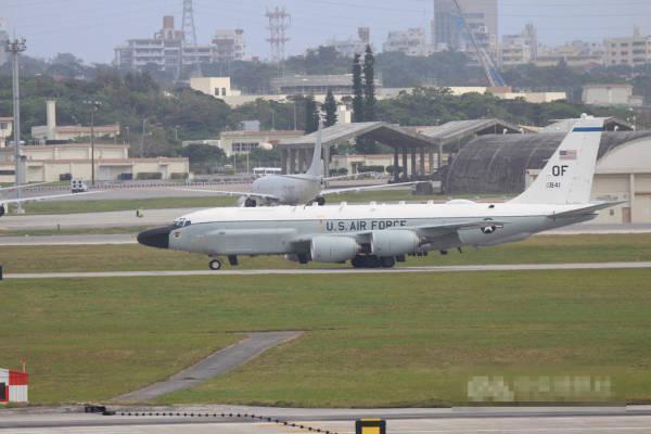 美军侦察机飞越台湾岛上空?美军先承认后否认