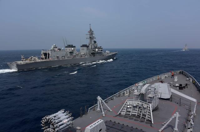 美日印澳四国海上联演开幕 日媒:目的就是制约中国 全球新闻风头榜 第2张
