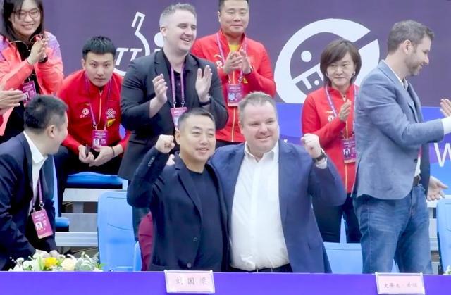 乒坛赛事如愿重启,国际乒联CEO连连感谢中国