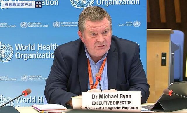 世卫组织:新冠病毒在中国传播水平极低