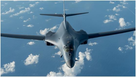 最新!美军两架B-1B轰炸机被曝现身东海上空 全球新闻风头榜 第2张