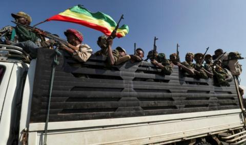 外媒:联合国安全队伍在埃塞俄比亚遭枪击