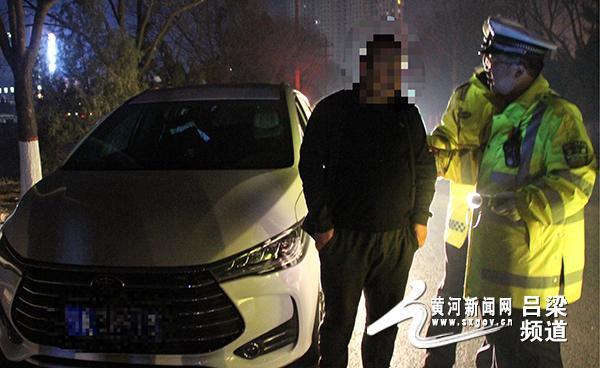 中阳交警大队预防交通事故集中整治违法案例大曝光插图3