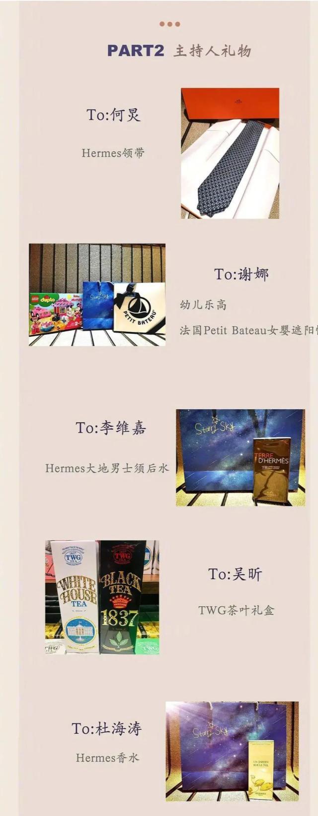 """""""粉头可在北京买几套房!""""何炅收粉丝礼物上热搜,明星应援产业链令人瞠目插图3"""