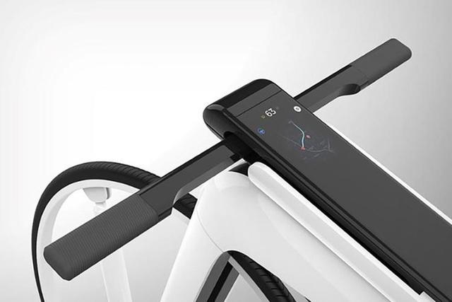 特斯拉电动自行车曝光,充满科技感插图2