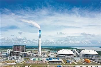 孟加拉第一个超超临界萃取原煤发电厂