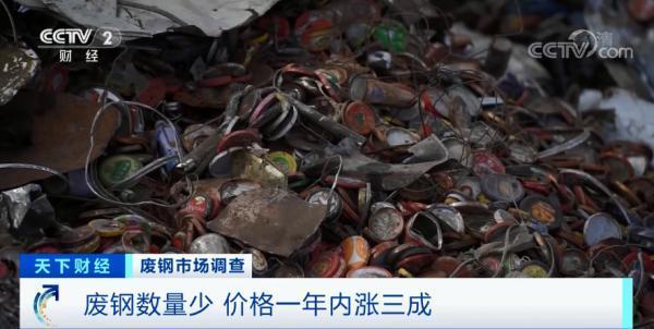 最大限度发掘出国外和中国废旧钢材资源