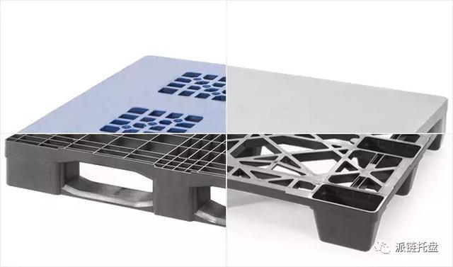 托盘小贴士,世界大不同|可套叠托盘/可堆托盘 / 可货架载托盘