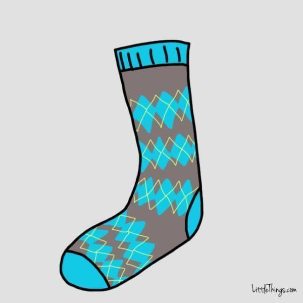 「心理测试」选择一款你喜欢的袜子,了解你的性格特质-第6张