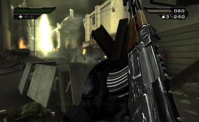 怀旧游戏推荐:PS2时代最强黑马级FPS——《黑煞》插图2