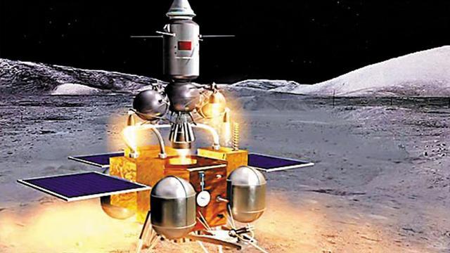 美国航空发射导弹失败,中国公布一个好消息:年底将发射嫦娥五号-第4张