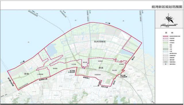 宁波市规划,宁波前湾新区发展规划来了——未来之城这样建