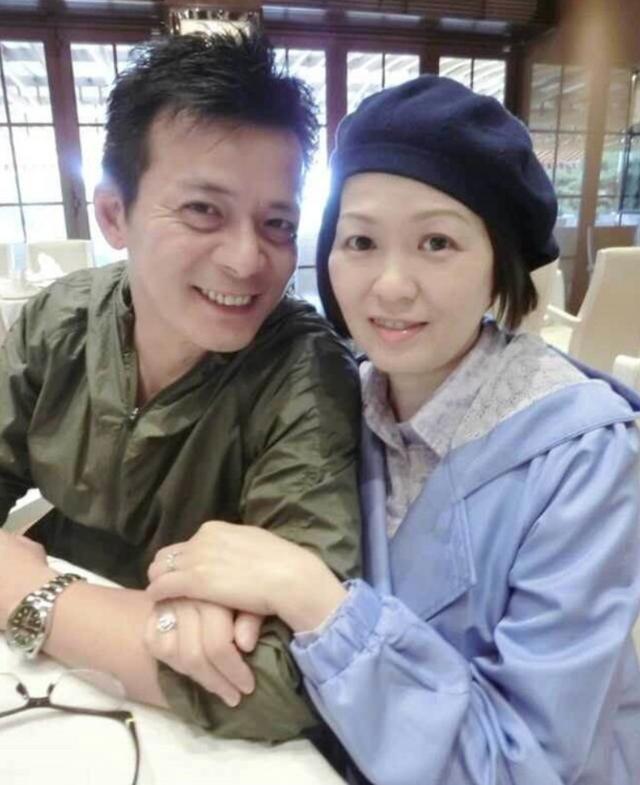黃日華的太太梁潔華病逝,「她對我的叮囑,我全都記得,也都會做到「