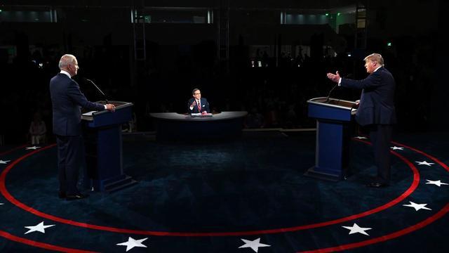 """美首场总统辩论特朗普总打断拜登,拜登忍不住说""""你能闭嘴吗""""【www.smxdc.net】 全球新闻风头榜 第3张"""