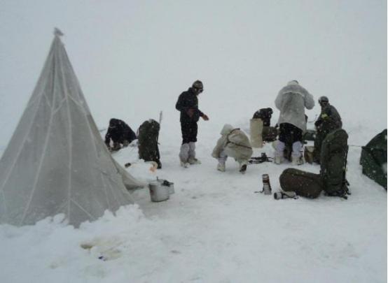 印边境士兵面临生存危机,印上将承认后勤无保证,呼吁立即撤军-第3张