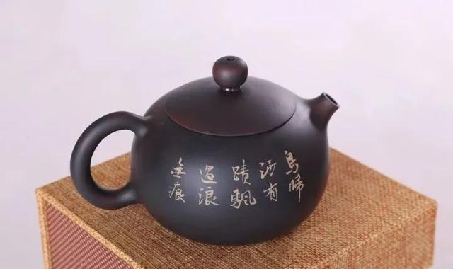 """美女西施一壶茶,收藏、馈赠好""""器""""派 紫陶特点-第2张"""