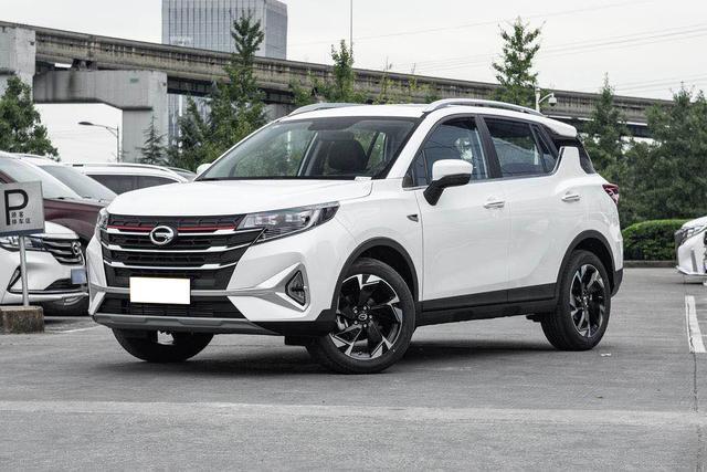 国产实力SUV焕新上市,传祺GS3 POWER全面提升!