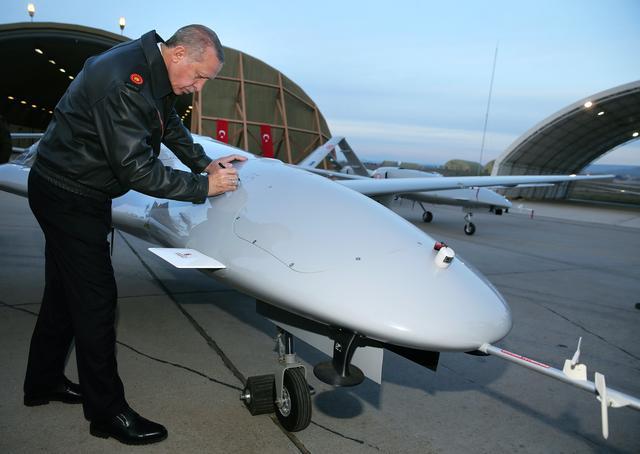 土耳其是世界第四大无人机生产国,实力远超俄罗斯伊朗和巴基斯坦-第1张