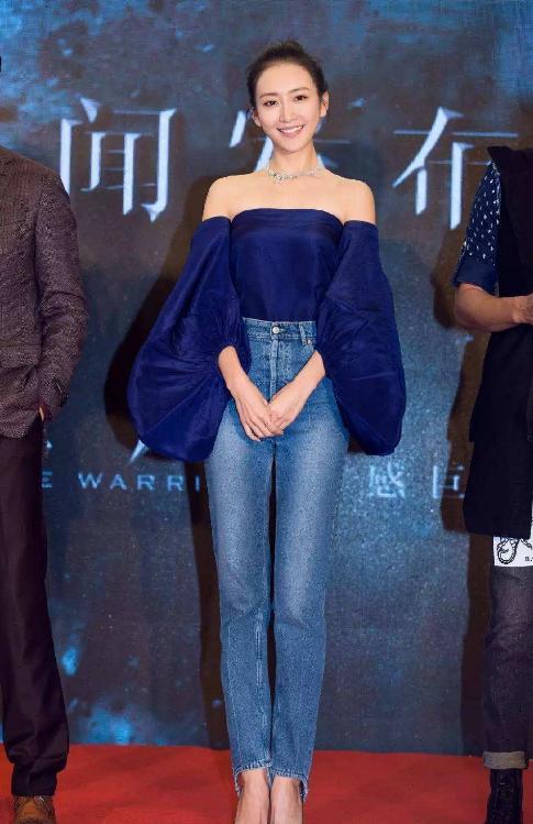 """37岁王鸥太自律,这""""女团身材""""无人可比,小腰细到单手可握-第8张"""