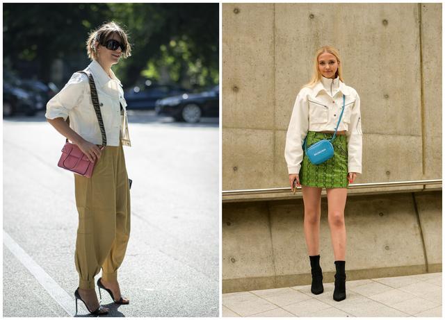 秋季想要穿出新鲜感,不如换件工装夹克,气质丰富款式还多样-第2张