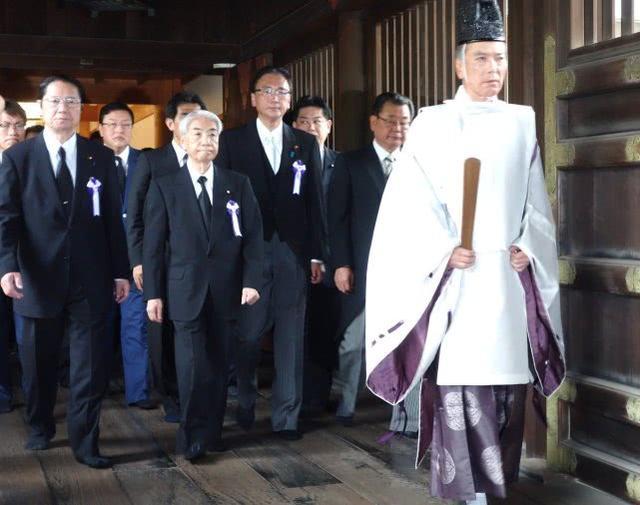 近40年来首次,日本超党派议员联盟因疫情取消参拜靖国神社