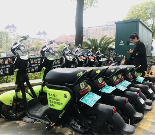 新时代市民出行刚需,共享电单车品牌加速破局  第1张