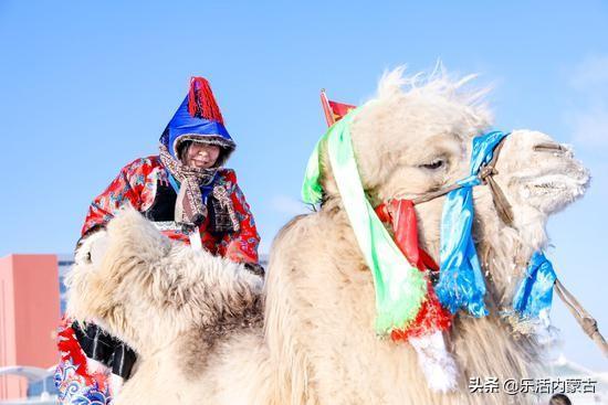 车模+霓裳  2020年鄂温克冬季马赛暨游牧文化体验季开幕插图8