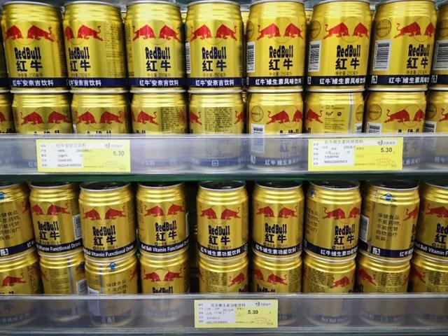 六个核桃——养元饮品,接手红牛安奈吉运营!