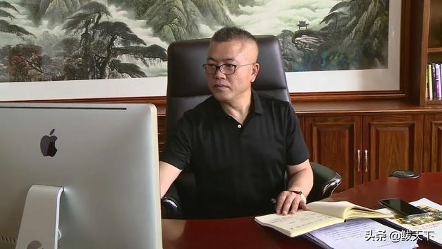 王志飞:和谐聚力守初心 实干兴企担使命