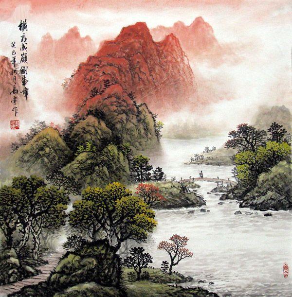 题西林壁,《题西林壁》:不识庐山真面目,只缘身在此山中