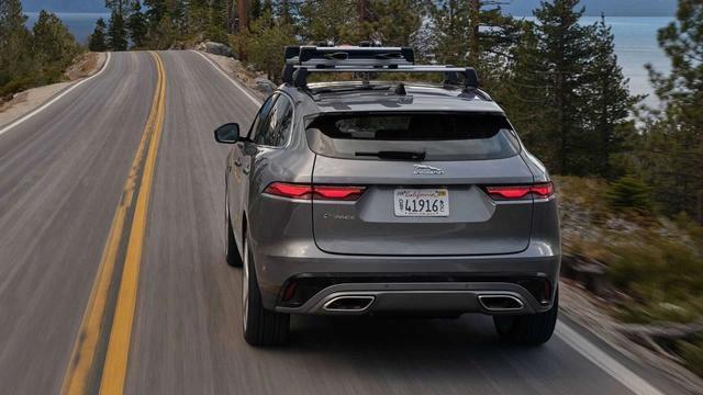 「汽车V报」2021款凯迪拉克XT4上市;新款捷豹F-PACE官图发布-20200915-VDGER
